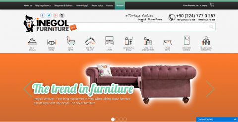 İnegol Furniture