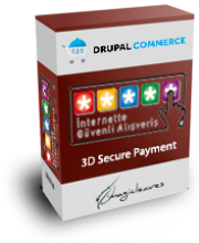 Drupal Commerce - 3D Secure Payment