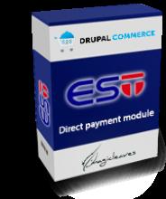 Drupal Commerce - EST Direct Payment Module